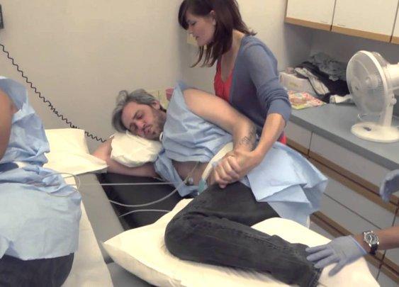 Labour Pain Simulator