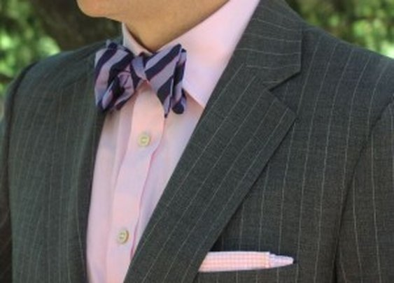 Embracing the Bow Tie | Pinstripe Pulpit