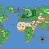 The World Map-- Mario style!
