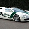 World's Fastest Car Bugatti Veyron Officially Joins Dubai Police Fleet | NSTAutomotive