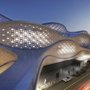 Zaha Hadid architects wins competition to build King Abdullah Financial District Metro Station, Riyadh, Saudi Arabia | URDesign Magazine