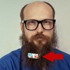 A&W Wants to Clip Mini Billboard Ads to Your Beard......Beardboards?