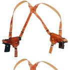 Leather Double Gun Shoulder Holster