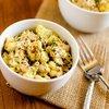 Roasted Cauliflower & Quinoa with Lemon Tahini Sauce - Cooking Quinoa