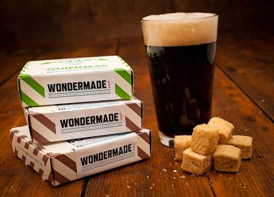 Bourbon and Guinness Marshmallows | GearSharp