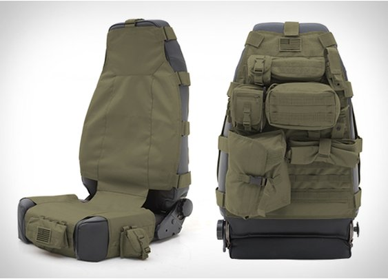 TACTICAL SEAT COVERS | BY SMITTYBILT