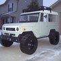 Toyota FJ40 Twin Fantasy Bed | KidsCreationsBeds | Etsy