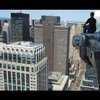 Urban exploring - Chrysler Building NY,NY Eagle Surfing