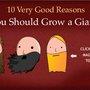 10 Very Good Reasons Why You Should Grow a Giant Beard