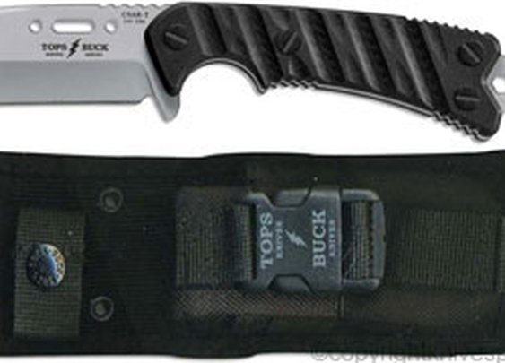 Buck CSAR-T Fixed Blade, BU-690BKSTP