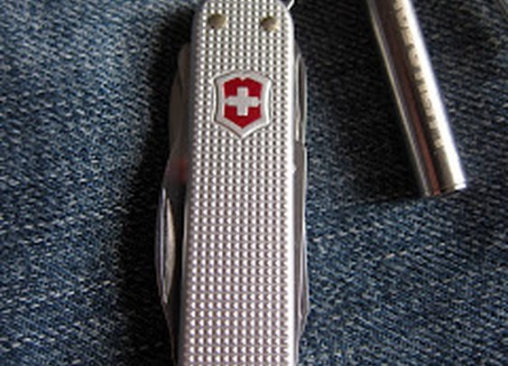 Alox Victorinox Rambler Review |Keychain Gadgets and Pocket Tools