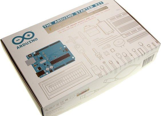 Arduino - ArduinoStarterKit