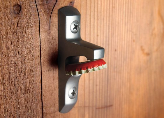 Stout Bottle Opener — Kickstarter