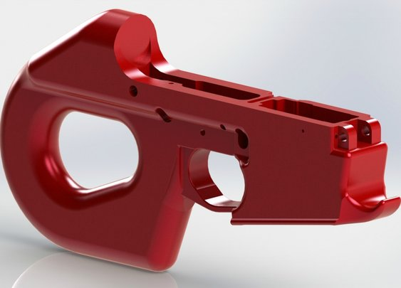 WarFairy's Latest Additions To The Charon Line Of Printable AR-15