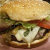 Mouth-Watering Ranch Burger