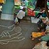 Masking Tape Street Art by Buff Diss