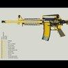 AR-15/M-16 Function Animation