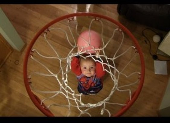 Titus: Child Basketball Prodigy – Trick Shots 2 (ft. Jimmy Kimmel & Gregg Marshall)