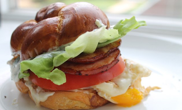 Build The Ultimate Breakfast Sandwich | Men's Health