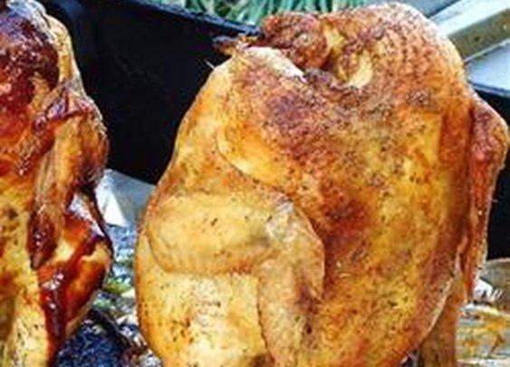 TeeJay's Famous South Carolina Butt Chicken