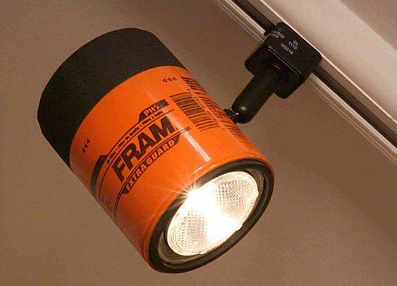 Oil Filter Light