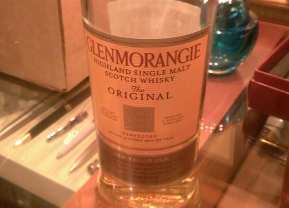 Glenmorangie 10 year old Highland Single Malt | The Gentleman & Scholar