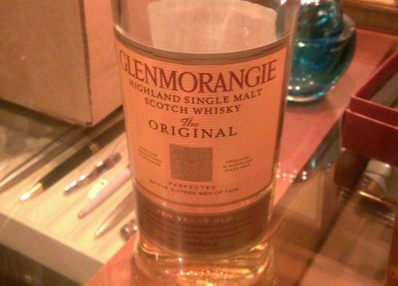 Glenmorangie 10 year old Highland Single Malt | The Gentleman & Scholar