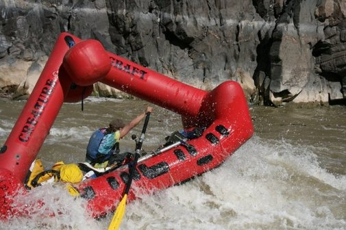 Creature Craft Recreational and Rescue Rafts