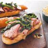 Italian grilled pork sandwiches recipe   Food Republic