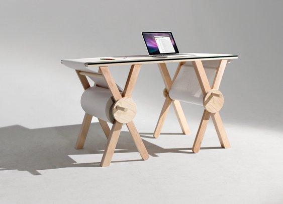Analog Memory Desk | That Should Be Mine
