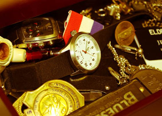 A Timeless Tradition: A Man's Treasure Box
