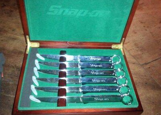 SNAP-ON Tools Knife Set for your kitchen...take a look! |  Collectibles for Sale in Temecula CA | 3132335038 | Classifieds on Oodle Marketplace