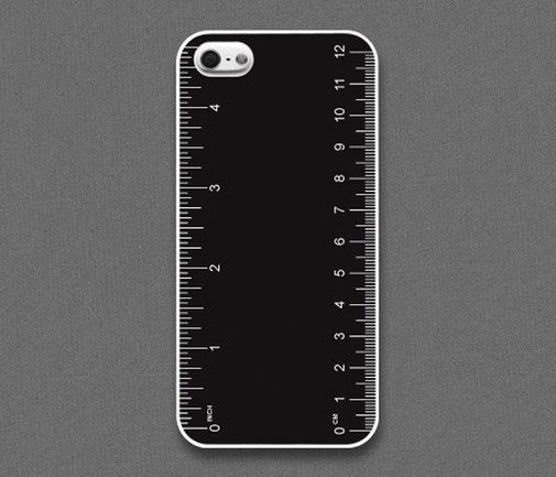 iphone ruler the ruler iphone gentlemint