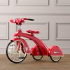 1936 Vintage Style Red Sky King Pedal Tricycle