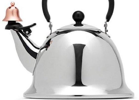 JCPenney's 'Hitler' Tea Kettle by Michael Graves