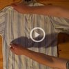 How to Fold a Shirt in Under 2 Seconds | Cool Material