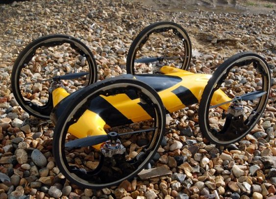 Shut Up And Take My Money – B Hybrid RC Car And Quadcopter
