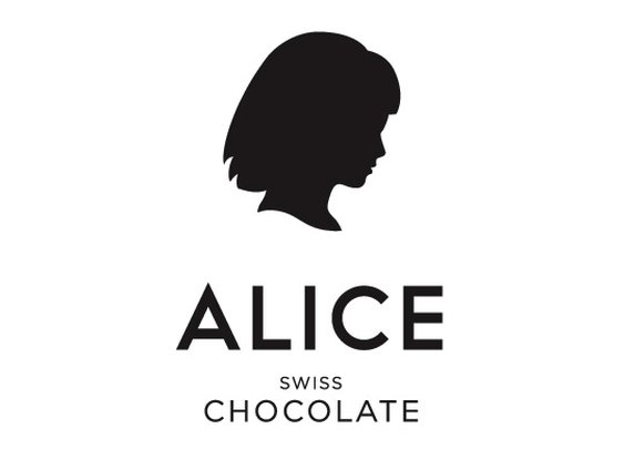 Alice Chocolate Designed by Pentagram