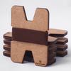 Wood Minimalist Wallet