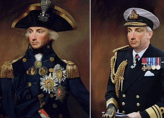 How historical figures would have looked today