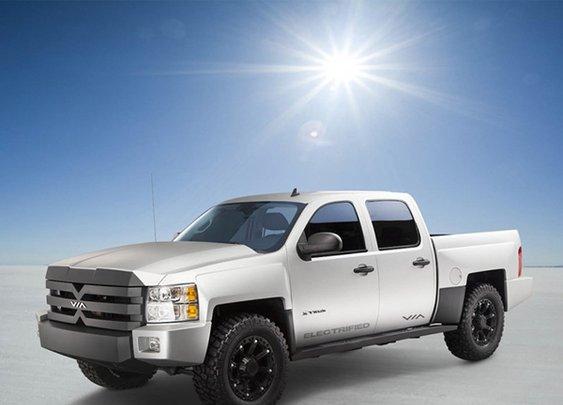2013 VIA Motors X-Truck