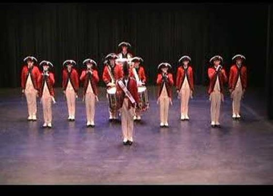 The Old Guard Fife and Drum Corps - YouTube
