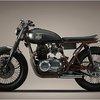 KAWASAKI KZ400 | BY LA CORONA MOTORCYCLES