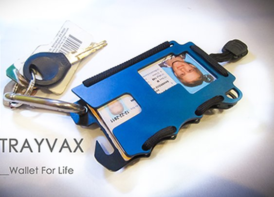 TRAYVAX -Wallet for Life