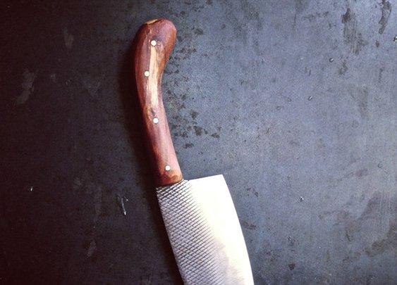 Chef Knife – Chelsea Miller Knives