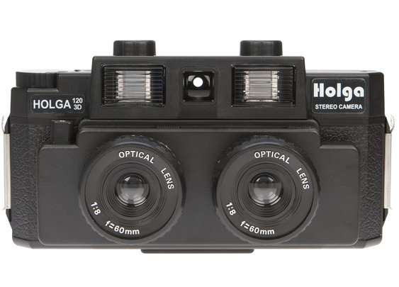 Holga 120 3D Stereo Camera – Lomography Shop