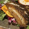 Blackened Grouper with Orange Remoulade