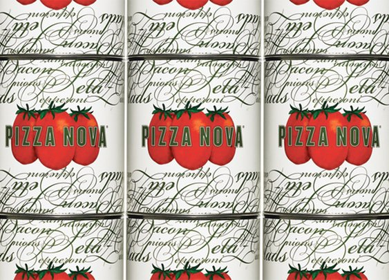 Pizza Nova Designed by Concrete