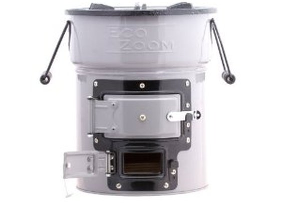 Amazon.com: EcoZoom Versa Rocket Stove - Wood, Biomass, or Charcoal Fuel: Sports & Outdoors