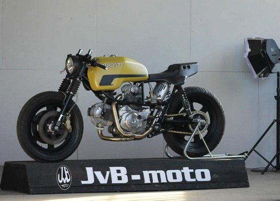 JVB Moto: Ducati Pantah | Essential Moto |